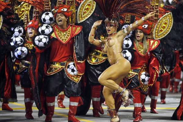 CARNEVALE BRASILIANO FOTO N.012