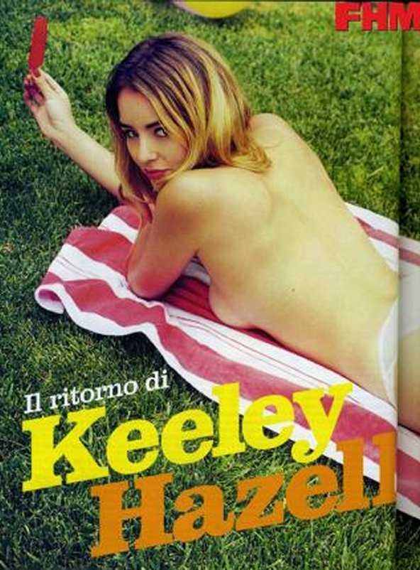 KEELEY HAZELL FHM FOTO N.002