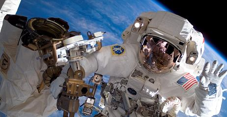 Astronauti ISS