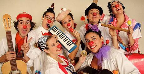 Clown in Corsia