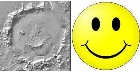 Smile su Marte