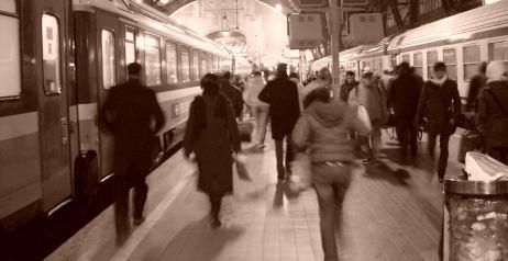 Viaggiare sicuri in Treno