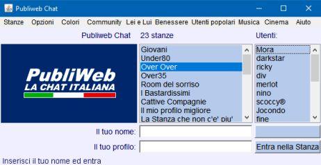 Publiweb Chat