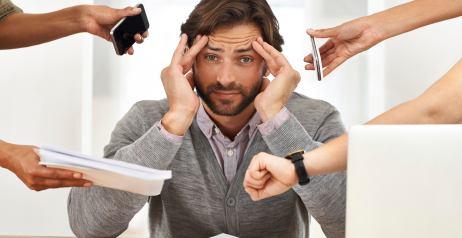 Perché lo stress fa male