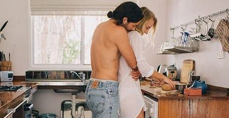 Sexy cooking