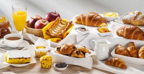 I dolci a colazione