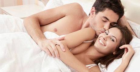 Dormire con il partner