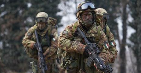 Entrare nell'Esercito