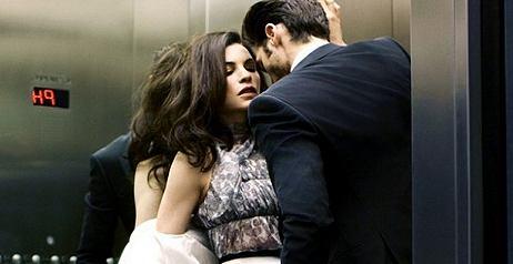 Imbarazzo in ascensore