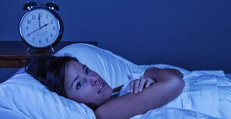 Quando si dorme poco