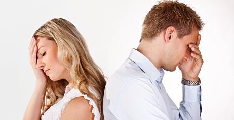 Il gene femminile del divorzio