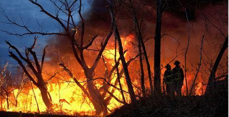Pericolo Incendi
