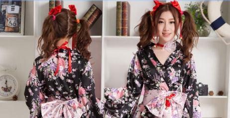 Tacchi e Kimono