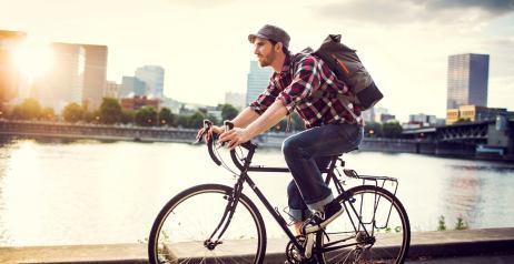 Bicicletta in città