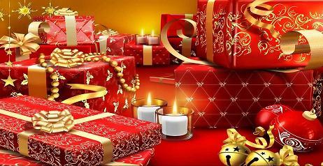 Pacchetti di Natale - come confezionare e decorare i regali