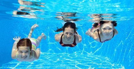 I pericoli in piscina
