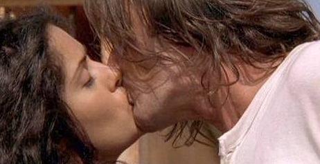 Baciala all'improvviso