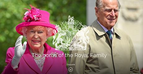 La Regina è su Facebook