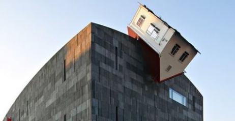 Gli edifici più strani del mondo