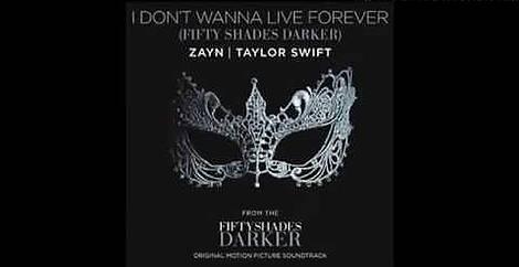 I don t wanna live forever Zayn & taylor swift