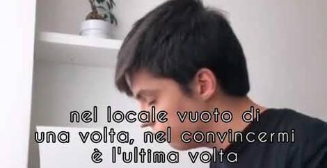 CONCEDIMI - Matteo Romano
