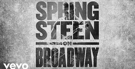 Springsteen on broadway Bruce springsteen