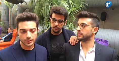 Notte magica a tribute to the three tenors Il volo