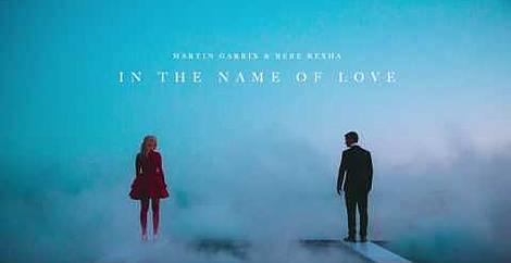 In the name of love Martin garrix & bebe rexha
