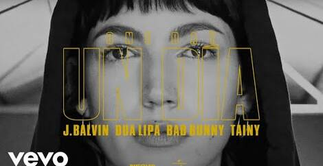 UN DIA (ONE DAY) - J. Balvin, Dua Lipa, Bad Bunny &
