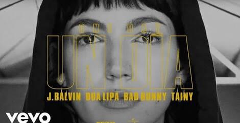 Un dia (one day) J. balvin, dua lipa, bad bunny & tainy