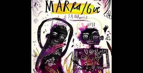 Santeria Marracash & gue  pequeno