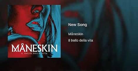 Il ballo della vita Måneskin