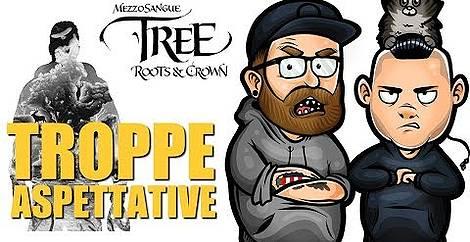 Tree roots & crown Mezzosangue