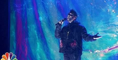 I feel it coming The weeknd