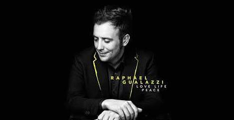 Love life peace Raphael gualazzi