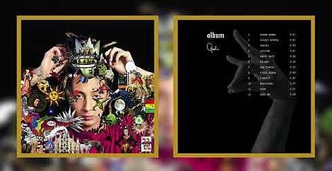Album Ghali