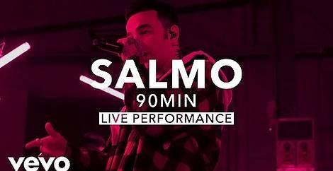 90MIN (Official Live Performance) | Vevo X