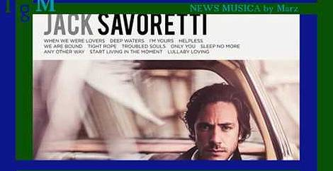 Sleep no more Jack savoretti