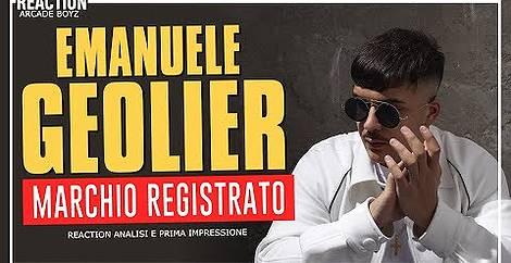 Emanuele Marchio Registrato | REACTION by Arcade Boyz