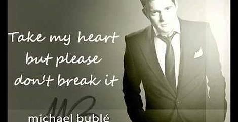 Love Michael bublé