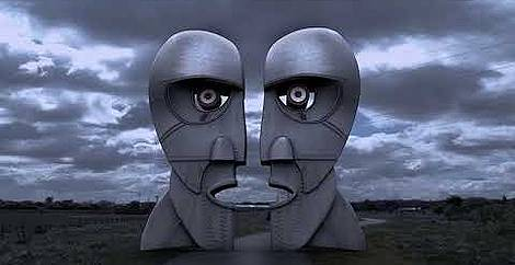 The division bell Pink floyd