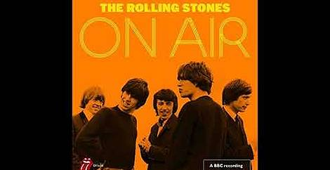 On air The rolling stones
