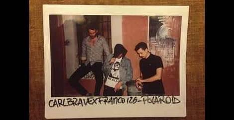 Polaroid Carl brave x franco 126