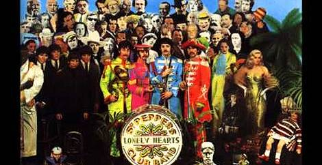 Sgt. pepper s lonely hearts club band The beatles