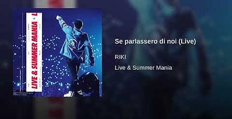 Live & summer mania Riki