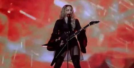 Rebel heart tour Madonna
