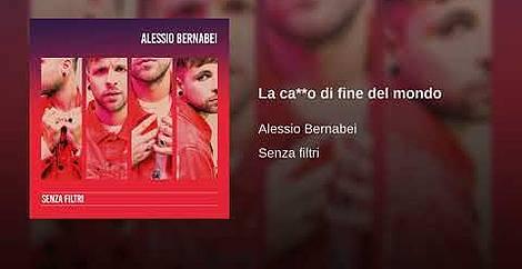 Senza filtri Alessio bernabei