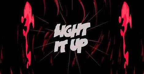 Light it up Major lazer