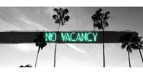 No vacancy One republic