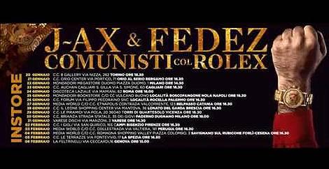 Comunisti col rolex J-ax & fedez